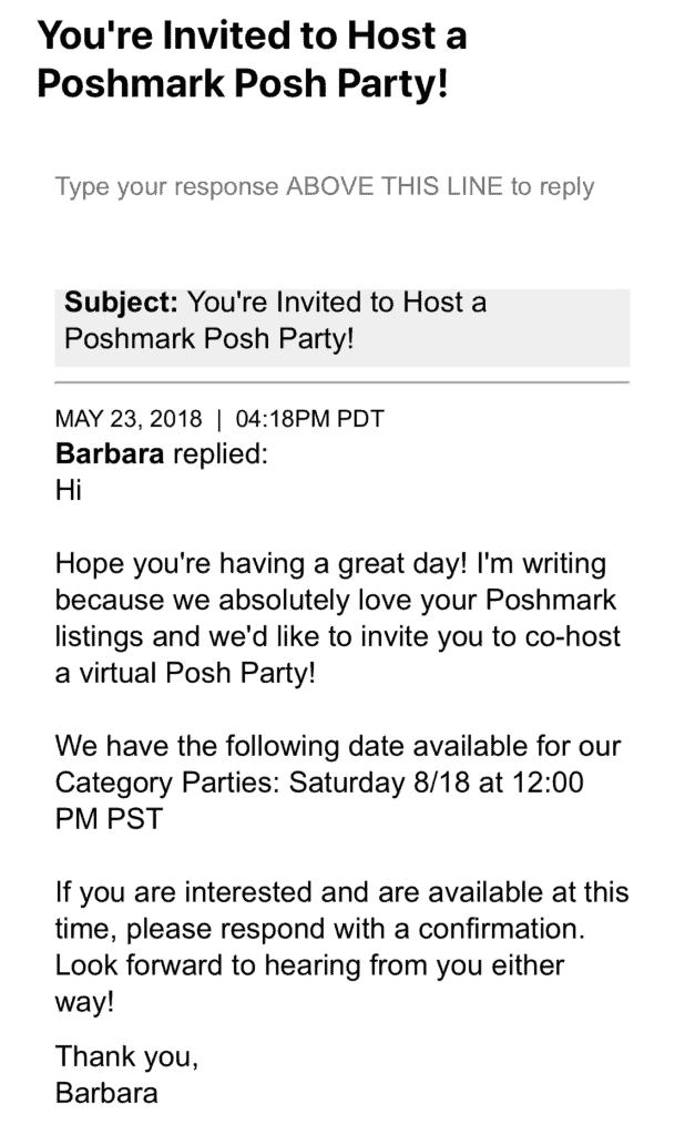 Poshmark Host And Hosting Tips