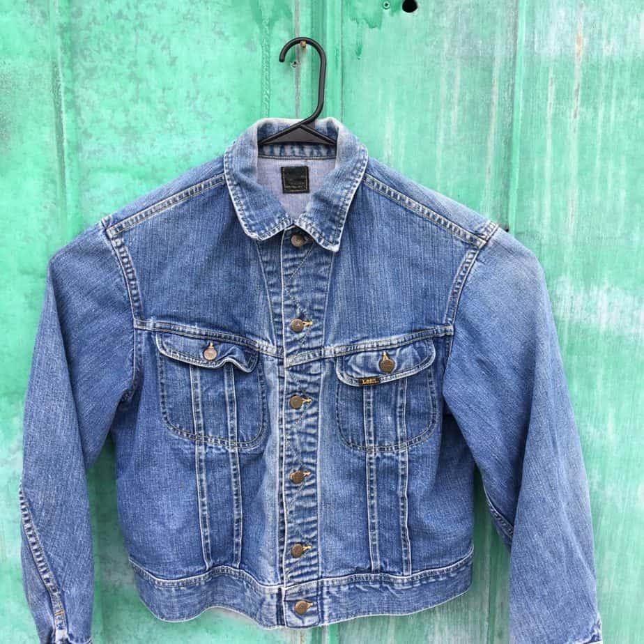 Vintage Lee jacket