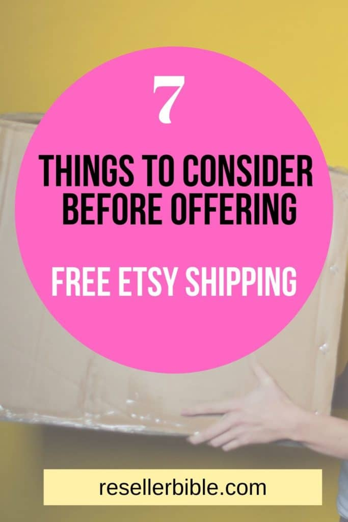 free etsy shipping article picture