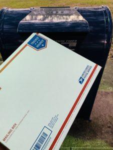 poshmark usps post office drop box