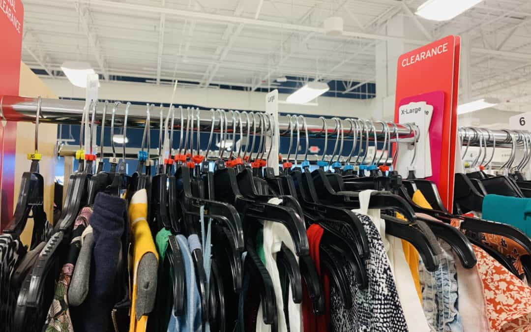 MARSHALL'S YELLOW TAG CLEARANCE SALE