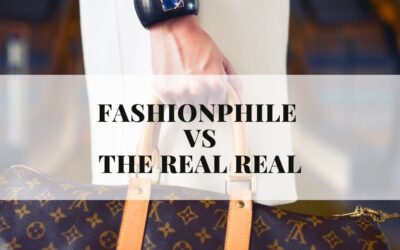 Fashionphile vs The RealReal: Which is best for you?