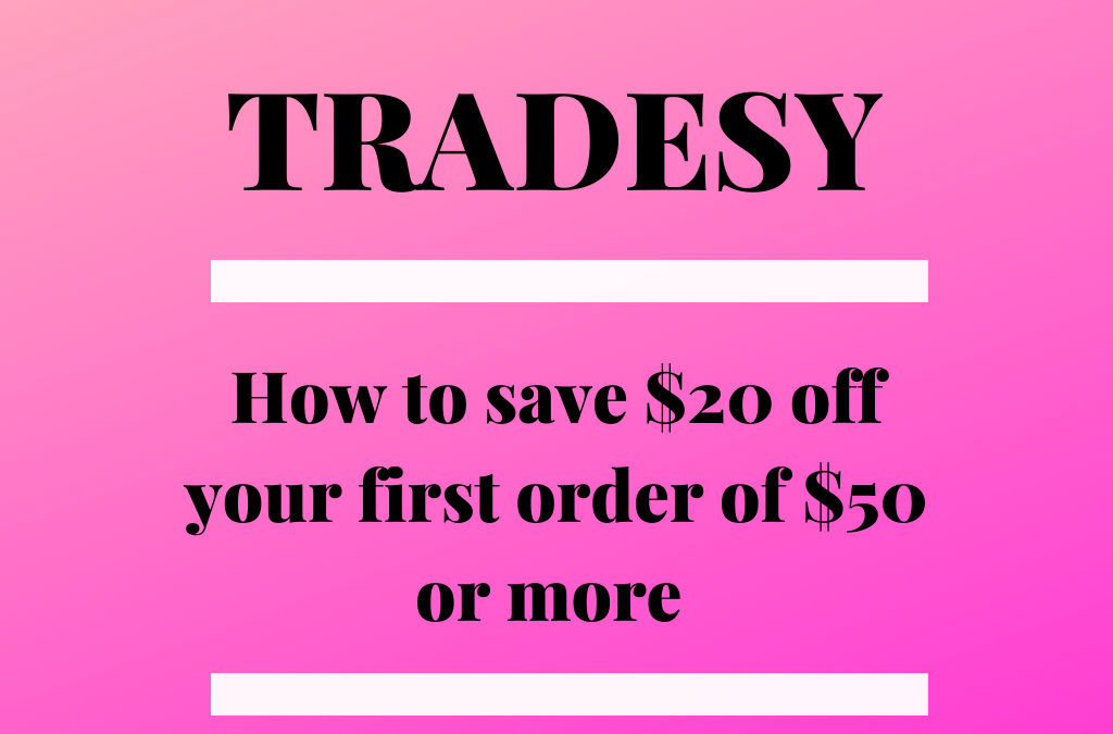 Tradesy Coupon and Promo Code [2020 + 2021]