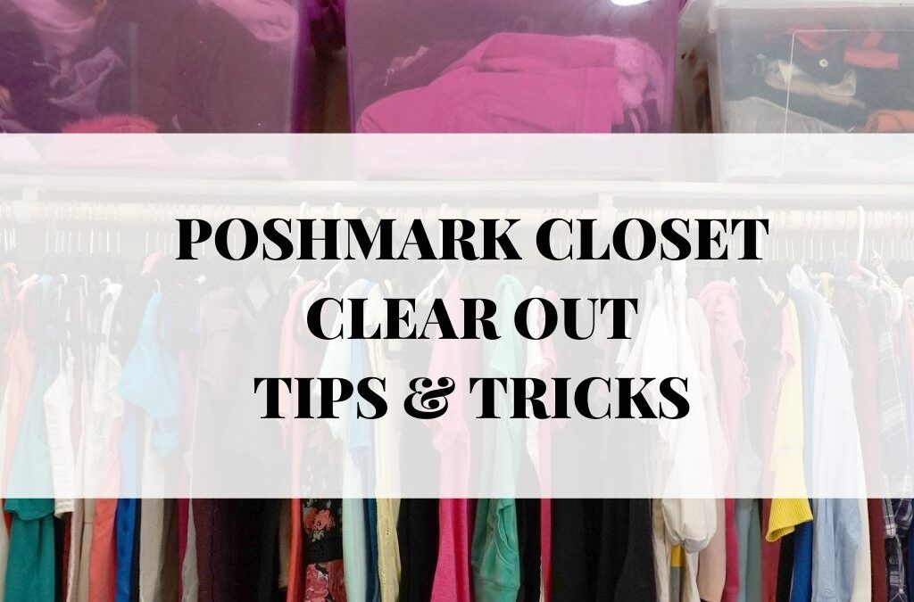 poshmark closet clear out